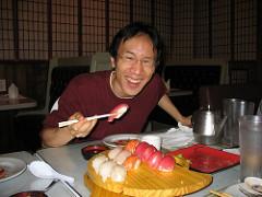 japanese sushi buffet 010
