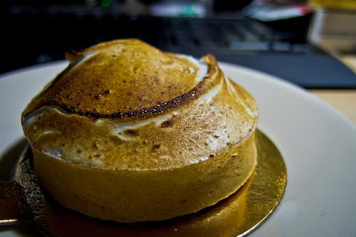 Lemon tart  from Bouchon Bakery, Yountville