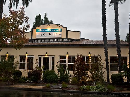 Ad Hoc, Yountville, CA