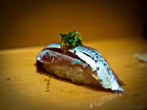 Sushi Dai - saury
