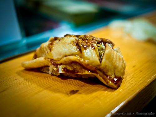 Sushi Dai - sea eel