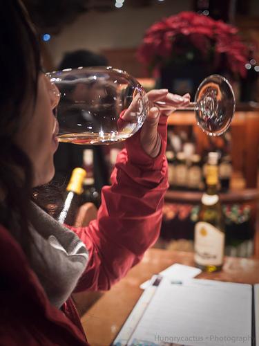 Napa: Wine tasting